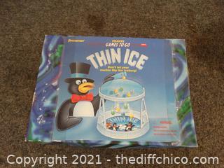 Thin Ice Game