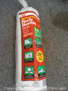 ACE Plastic Sheeting