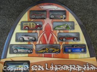 Matel California Dream Car Set Sealed