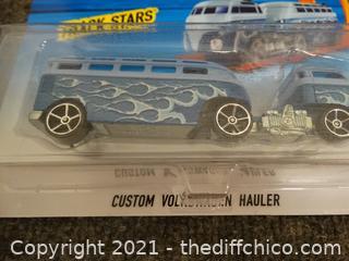 Hot Wheels Custom Volkswagen Hauler