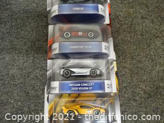 GT Gran Turismo 1-5 Set oF Cars