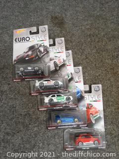 Euro Style Set 1-5 Set