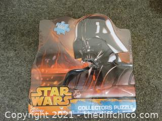 Sealed Star Wars Collectors  Puzzle