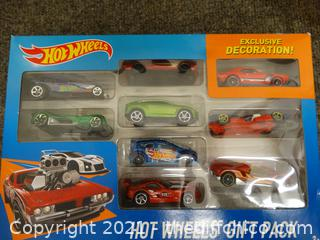 Hot Wheels Gift Set NIB