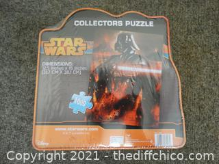 Sealed Star Wars  Collectors 1000pc Puzzle