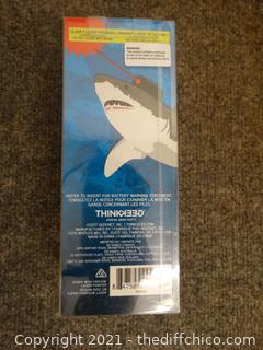 NIB Shark with Frickin Laser Pointer