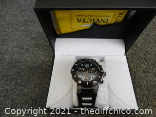 New With Tags Invicta  Watch