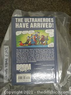 Disney's The Ultra Heroes Have Arrived Book