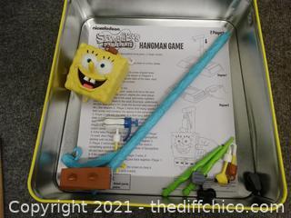 Sponge Bob Game