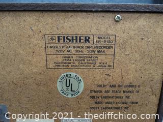 Fisher ER 8150  Studio Standard Player