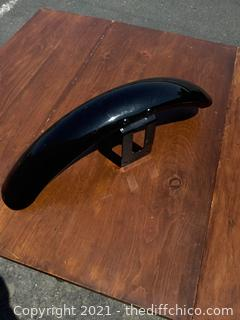 MOTORCYCLE FENDER! GREAT CONDITION!