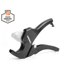 HUSKY 1-1/4 in. Ratcheting PVC Cutter