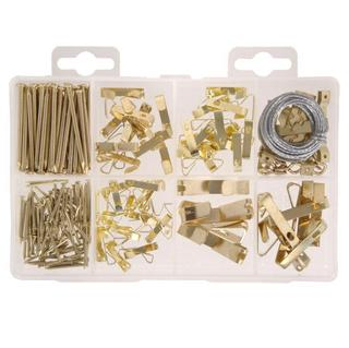 NEW EVERBILT Picture Hanging Kit (217-Piece)