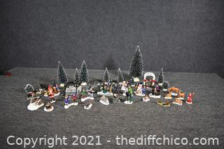 Christmas Decoration Lot