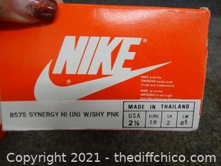 Infant Girl Nikes 2.5