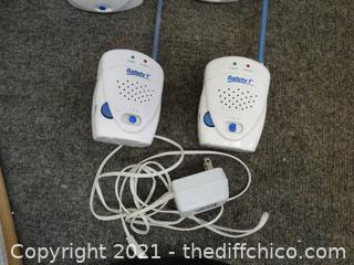 Safety 1ST Baby Monitors