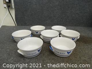 Chicken Soup Bowls