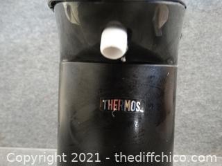 Dispensing Thermos
