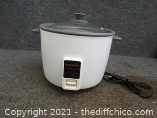 Working Panasonic Rice Cooker