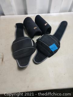 2x Knee pads