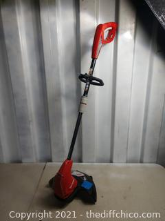 Weed eater electric - Works