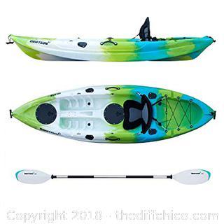 Teton 90 Single Person Kayak Package - Hard Kayak