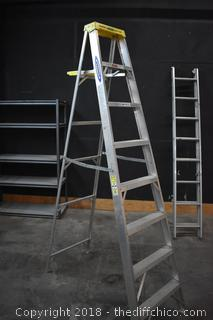Werner 5.9ft Ladder
