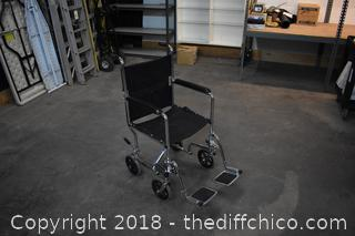 Wheel Chair-seat 17in wide