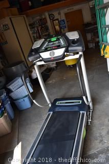 Working Horizon GS1035T Treadmill w/Manual