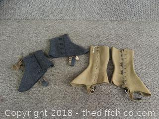 Military Spats
