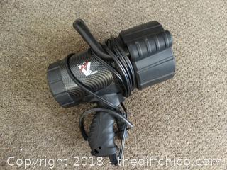 Vector Recharge Flashlight
