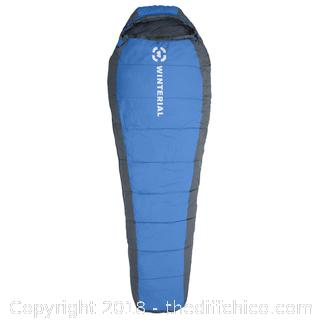 MUMMY SLEEPING BAG 20 - 50 DEGREE FAHRENHEIT
