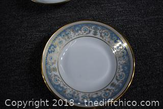 8 Noritake Replacement Dishes