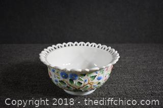 Lace Edge Dish