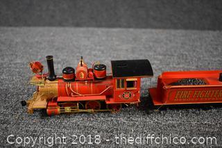 Train Parts