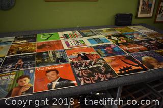 36 Records