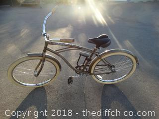 Upland Beach Cruiser Bike