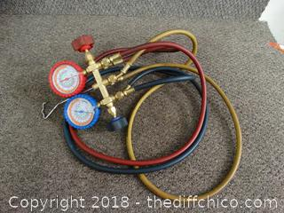 Hi Performance Refrigeration Hoses