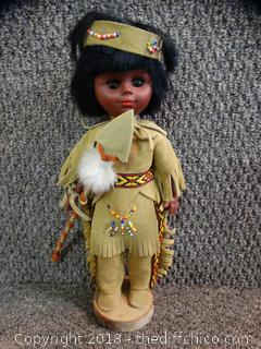 Native American Doll