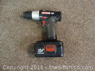 Craftsman Drill Untested