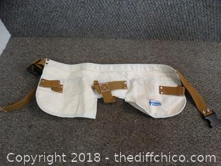 Tool Belt With Pouches