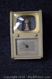 Vintage Bakelite Alarm Clock