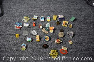 Mixed Lot of Pins