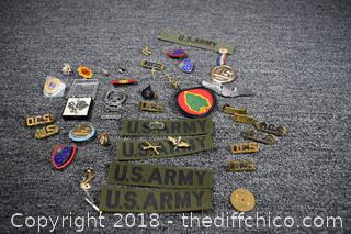 Military Lot