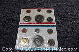 1975 Un-Circulated US Mint Set