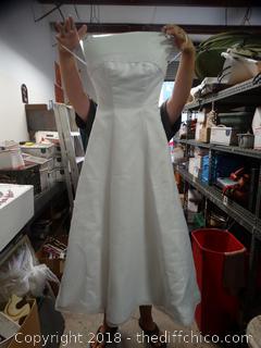 Davids Bridal Wedding Dress Size 2