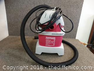 All Around EZ Shop Vac Works