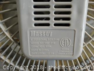 Massey Fan