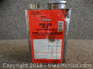 Nason Ful-fil Acrylic Red Primer Surfacer