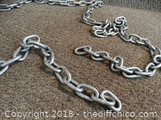 6Ft Tow Chain